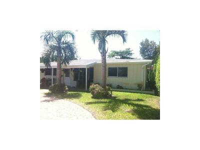 Fort Lauderdale Single Family Home For Sale: 1533 NE 2nd Avenue