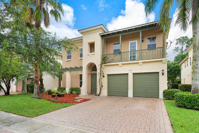 West Palm Beach Single Family Home For Sale: 9189 Nugent Trail