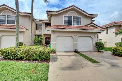 Boca Raton Single Family Home For Sale: 8682 Via Reale #3