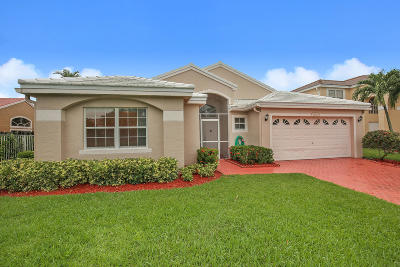 Boca Raton Single Family Home For Sale: 10517 Plainview Circle