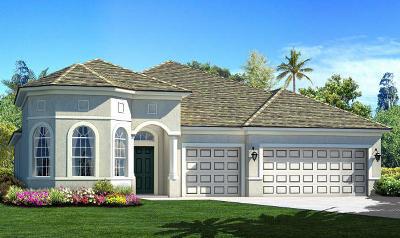 Port Saint Lucie Single Family Home For Sale: 1757 SW Catalonia Street