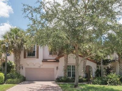 Single Family Home For Sale: 1063 Vintner Boulevard