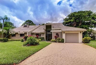 Lake Worth Single Family Home For Sale: 6819 Parisian Way