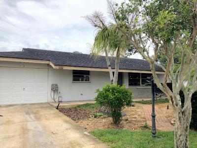 Palm Beach Gardens Single Family Home For Sale: 3193 Grove Road