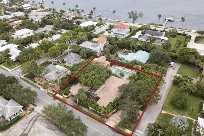 West Palm Beach Single Family Home For Sale: 133 Miramar Way