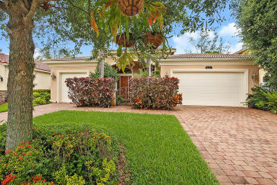 Delray Beach Single Family Home For Sale: 8121 Ferentino Pass