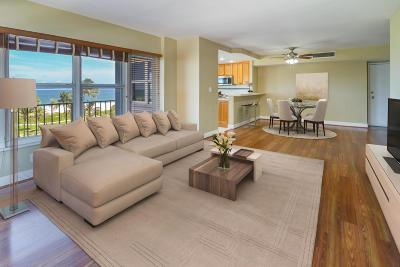 Pompano Beach Condo For Sale: 405 Ocean Boulevard #401