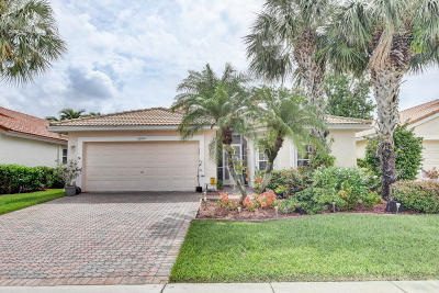 Boca Raton Single Family Home For Sale: 22814 Barrister Drive