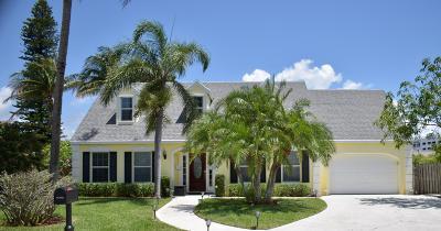 Boynton Beach Single Family Home For Sale: 241 SE 3rd Avenue