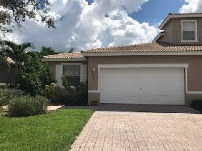 West Palm Beach Single Family Home For Sale: 2164 Big Wood Cay