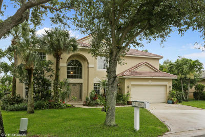 Jupiter FL Single Family Home For Sale: $655,000