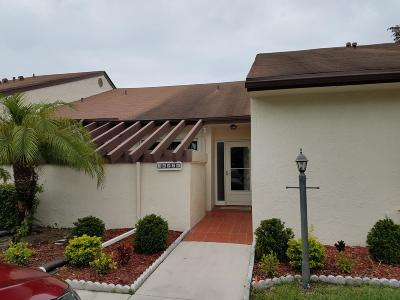 Lake Worth Single Family Home For Sale: 3617 Wash Road #C