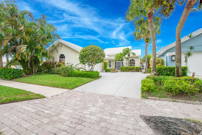 West Palm Beach Single Family Home For Sale: 1660 Wilderness Road