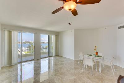 Lantana Condo For Sale: 806 E Windward Way #524