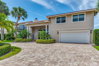 Delray Beach Single Family Home For Sale: 964 Allamanda Drive