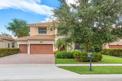Delray Beach Single Family Home For Sale: 16100 Glencrest Avenue
