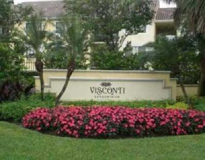 Coral Springs Rental For Rent: 9200 W Atlantic Boulevard #1433