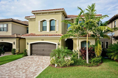 Delray Beach Single Family Home For Sale: 8175 Lawson Bridge Lane