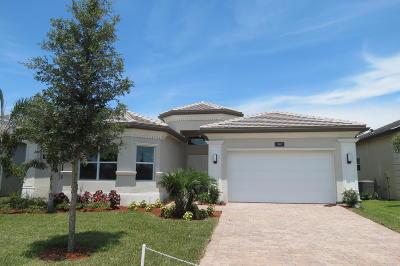 Boynton Beach Single Family Home For Sale: 12842 Granite Mountain Pass
