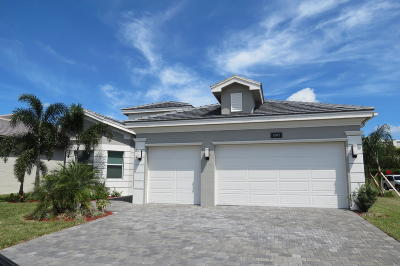 Boynton Beach Single Family Home For Sale: 12882 Granite Mountain Pass