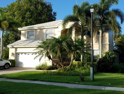 Boca Raton FL Single Family Home For Sale: $524,900