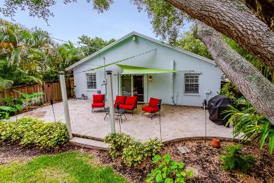 Delray Beach Single Family Home For Sale: 217 NE 10th Street