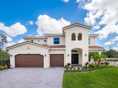 Lake Worth Single Family Home For Sale: 4082 Italia Way