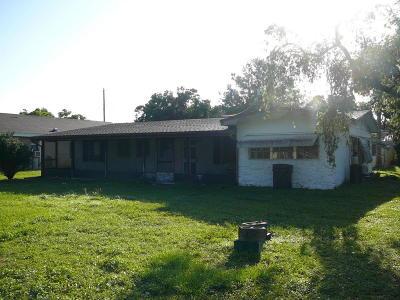 Fort Pierce Single Family Home For Sale: 2802 Placid Avenue