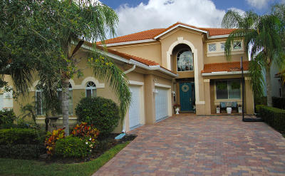 Palm City Single Family Home Contingent: 6289 SW Bald Eagle Drive
