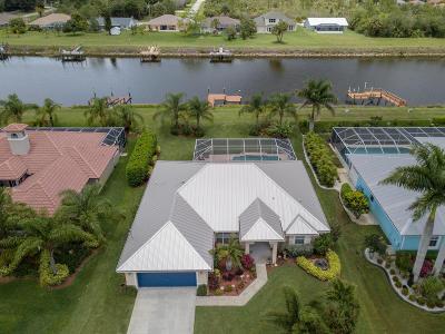 Port Saint Lucie Single Family Home For Sale: 1401 SW Abingdon Avenue
