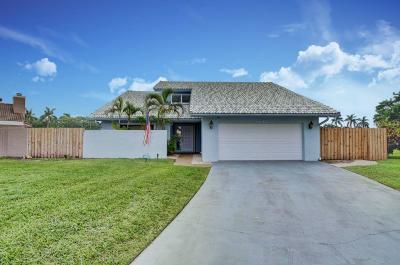 Boca Raton FL Single Family Home For Sale: $525,000
