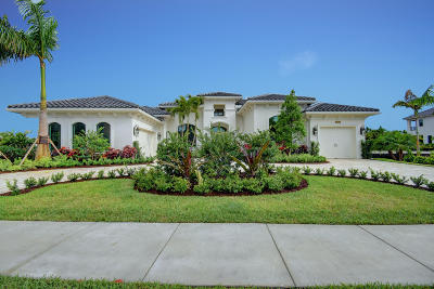 Delray Beach Single Family Home For Sale: 16872 Matisse Drive