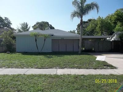 Fort Pierce Single Family Home For Sale: 1112 S 7th Street