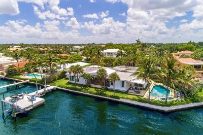 West Palm Beach Single Family Home For Sale: 7920 Flagler Court