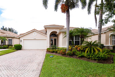 Port Saint Lucie Rental For Rent: 8328 Muirfield Way
