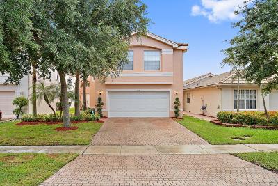 Greenacres Single Family Home For Sale: 5216 Rising Comet Lane