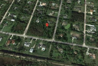 Palm Beach Gardens Residential Lots & Land For Sale: Lot Y-455 77th Trail