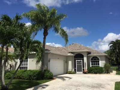 Royal Palm Beach Single Family Home For Sale: 118 Belmont Drive