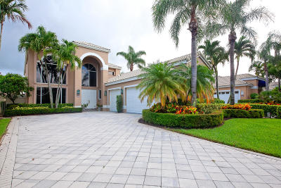 Boca Raton Single Family Home For Sale: 3559 NW Clubside Circle