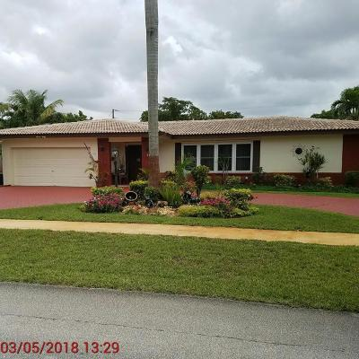 Plantation Single Family Home For Sale: 760 NW 74 Ter Terrace
