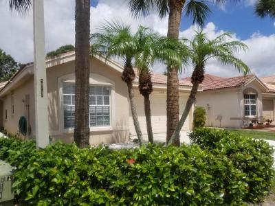 Boynton Beach Single Family Home For Sale: 8039 Stirrup Cay Court