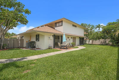 Delray Beach Single Family Home For Sale: 392 SW 27th Terrace