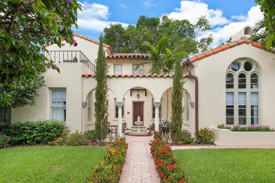 Delray Beach Single Family Home For Sale: 248 NE 1st Avenue