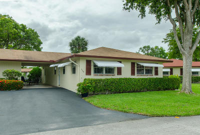 Delray Beach Single Family Home For Sale: 528 Sandpiper Circle