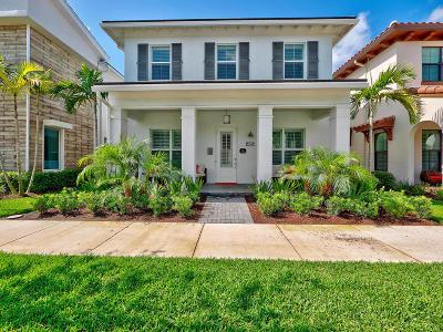 Palm Beach Gardens Single Family Home For Sale: 4005 Faraday Way
