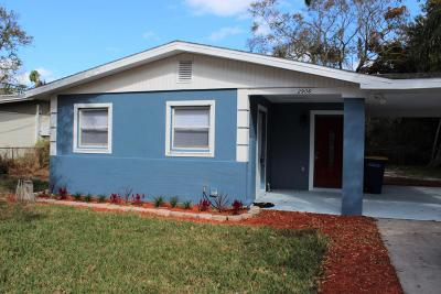 Fort Pierce Single Family Home For Sale: 2906 Ave B