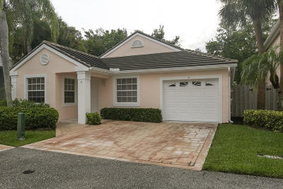 Palm Beach Gardens Single Family Home For Sale: 5 Admirals Court