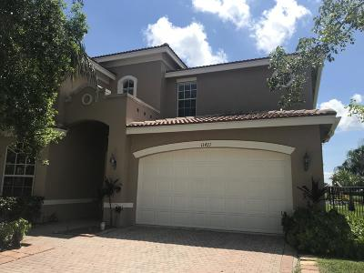 Boynton Beach Rental For Rent: 11421 Sandstone Hill Terrace