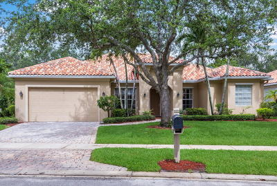 West Palm Beach Single Family Home For Sale: 1799 Breakers Pointe Way