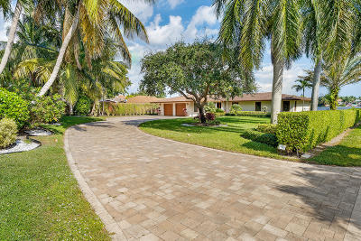 Lake Worth Single Family Home For Sale: 2323 Sundown Lane